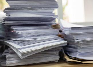 Niszczenie i utylizacja dokumentów